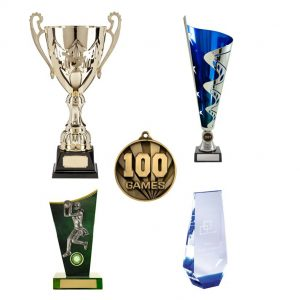 Trophies Cups and Medals
