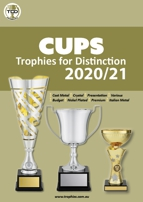 2020 TCD Cups trophy catalogue image