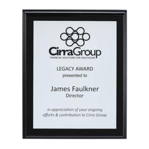 Trophy Plaque image