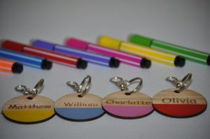 Children's Bag Tags